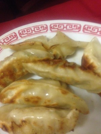 Fountain Valley, CA: Pot Stickers
