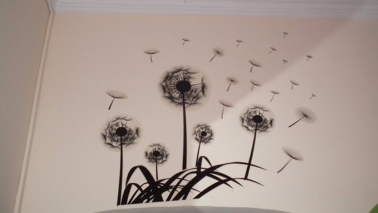 Dibujos en pared latest decoracin de interiores ideas - Dibujos para paredes ...