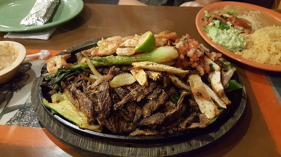 Morganton, NC: Fajitas for 2 will feed at least 4.
