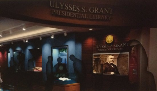 ‪Ulysses S. Grant Presidential Library‬