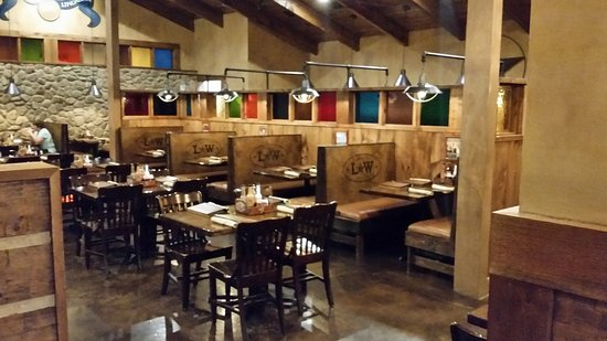 Lindale, TX: the main dining room