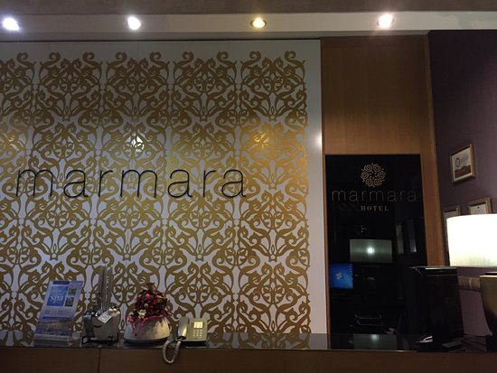 Marmara Hotel Budapest: Hotel Marmara
