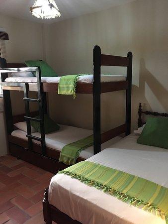 Punta Blanca, Équateur: Villa Santoro
