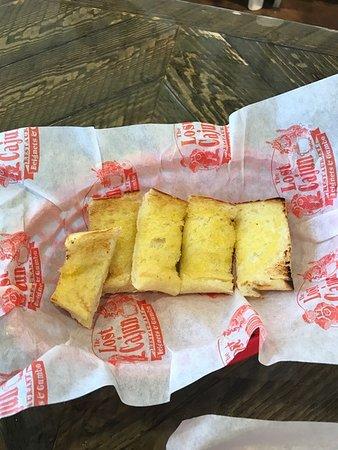 Littleton, CO: Basket of French Bread