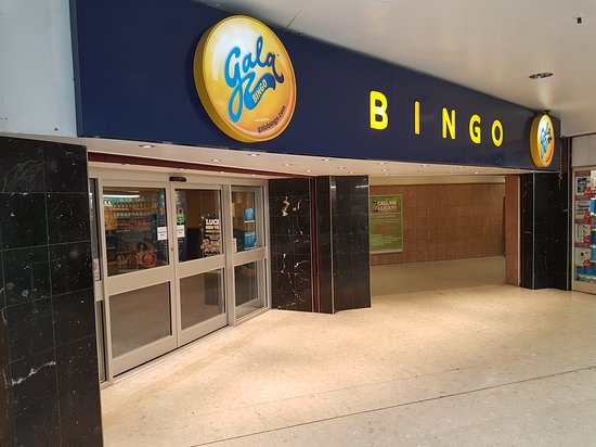 ‪Gala Bingo South Shields‬