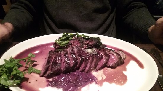 Burlington, MA: Steak