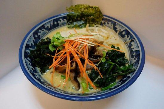 เมาน์เทนวิว, แคลิฟอร์เนีย: Vegetarian Ramen