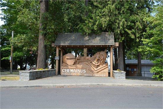 Chemainus, Canada: Chemianus, British Columbia -   murals