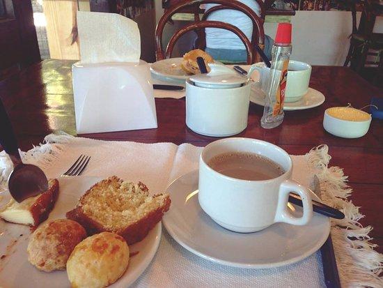 Pousada Macunaima: Desayuno
