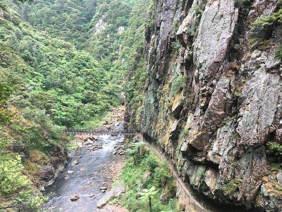 Waihi, Νέα Ζηλανδία: Gorge
