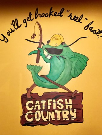‪‪Booneville‬, ‪Mississippi‬: Catfish Country‬