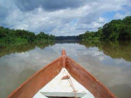 San Carlos, Nicaragua: Hermoso caudal Unico en Nuestro rio san juan