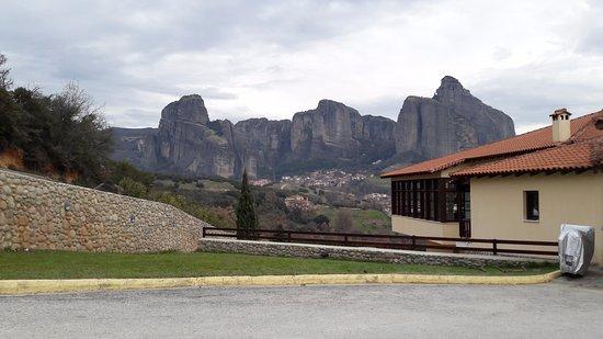 Review Great Breakfast Meteora Hotel Kastraki Tripadvisor