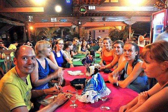 San Carlos, Nicaragua: visita de extranjeros