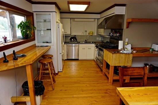 Bamfield, Canadá: Commercial Shared Kitchen