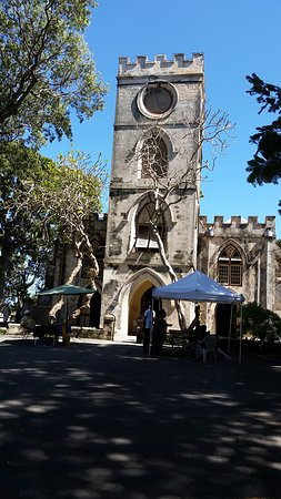 Union Hall, باربادوس: St. Johns Church, Barbados