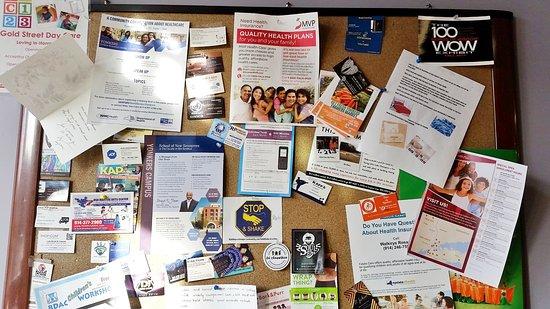 Yonkers, NY: Community Bulletin Board