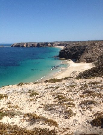 Marion Bay, Australien: Cape Spencer Innes National Park