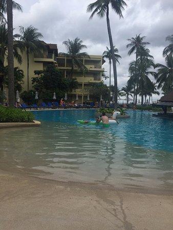 ma y bar na pla y picture of phuket marriott resort. Black Bedroom Furniture Sets. Home Design Ideas