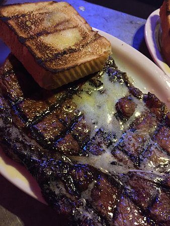 Como, MS: Top sirloin