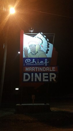 Craryville, NY: The sign