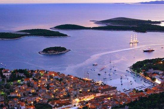Île de Hvar et Pakleni Unique en...
