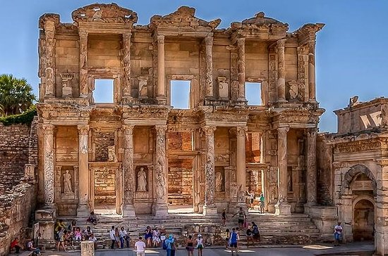 Ephesus Day Tour From Istanbul