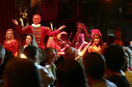 ナッポーグ城中世の宴会