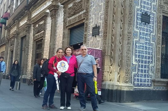 Mexico City Layover Tour: Downtown...