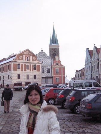 Telc, Czech Republic: Sv Ducha