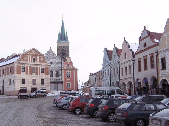 Telc, República Checa: Sv Ducha