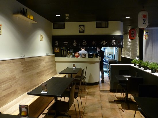 Burnaby, Kanada: Another view inside the restaurant