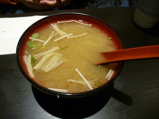 Μπέρναμπι, Καναδάς: Miso Soup