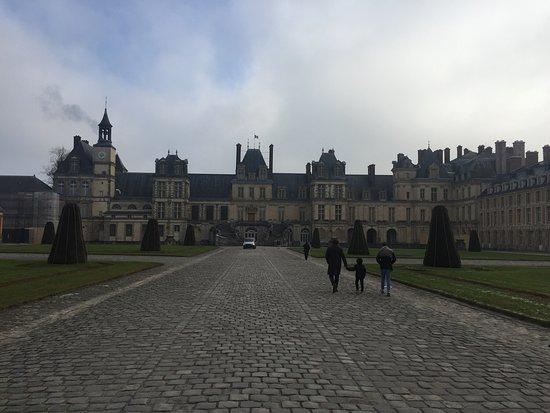 Château de Fontainebleau : photo0.jpg