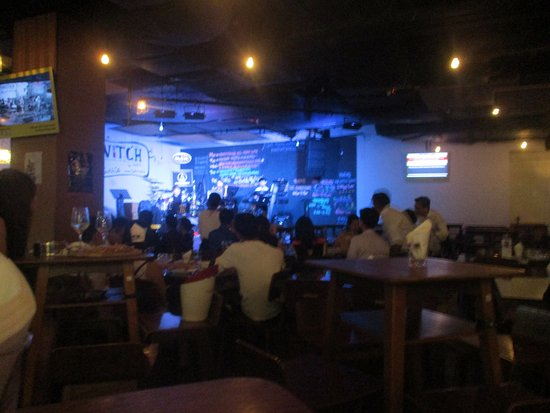 Switch by Timbre X: Live Music