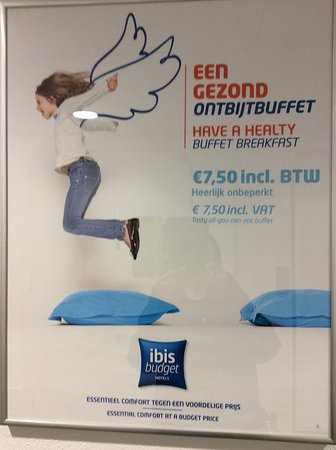 Ibis Budget Amsterdam Airport Foto