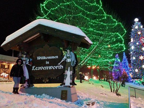 Leavenworth, WA: 20170113_191750_large.jpg