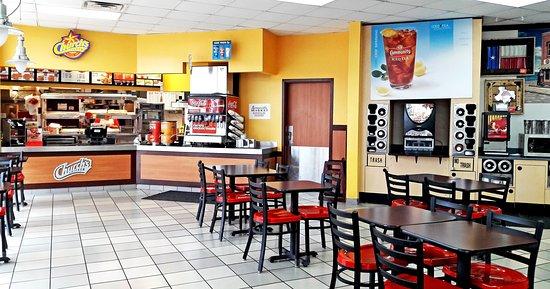 Church S Chicken Seagoville Restaurant Reviews Photos