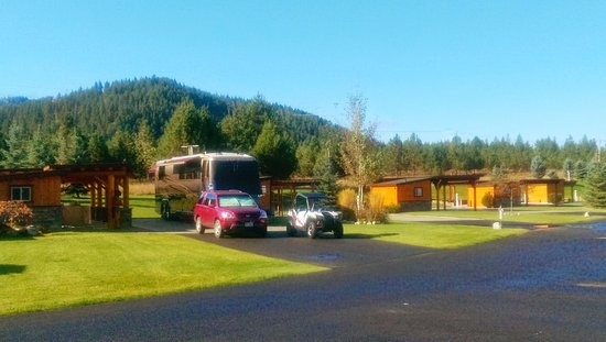 Blanchard, ID: One of the many RV sites for rent or purchase