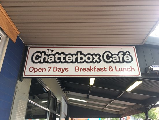 Chatterbox Cafe Reviews