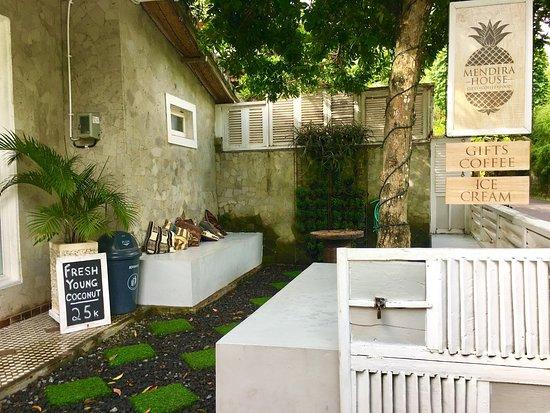 Manggis, Indonesia: My fav place to savour my coffee