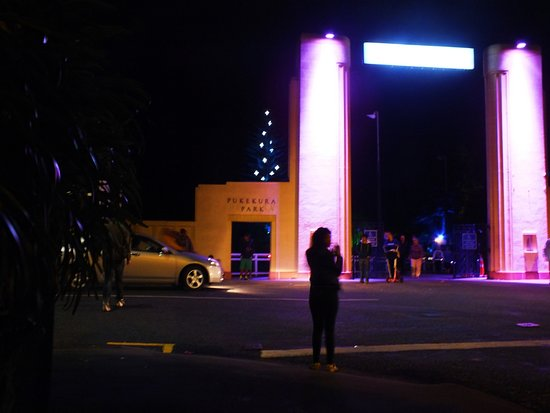 New Plymouth, New Zealand: Entrance