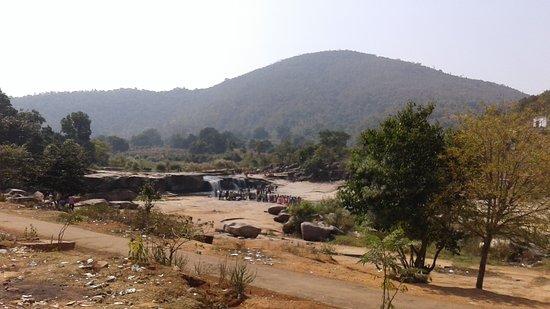 Brahmapur, Indien: Khasada Fall
