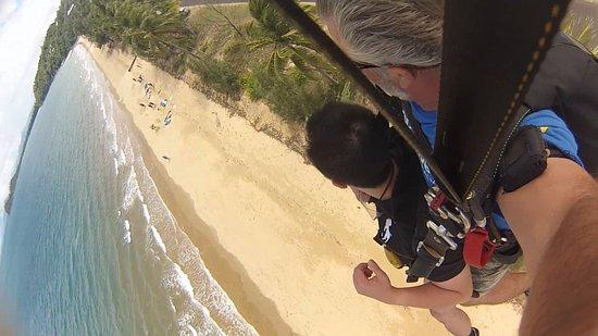 Mission Beach, Australia: Beach landing