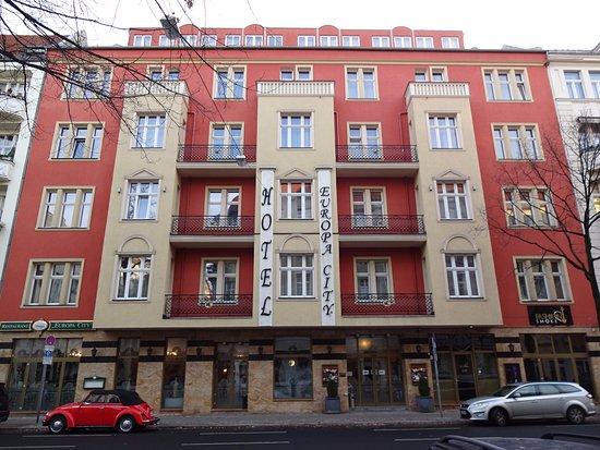 Hotel Pension Rheingold Am Kurfurstendamm Berlin