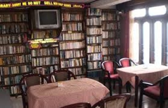 Aliment Hotel: Library