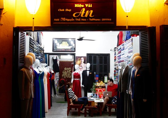 An Cloth Shop & Tailor