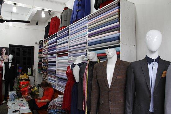 An Cloth Shop & Tailor