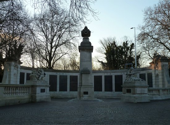The Guildhall Square Cenotaph