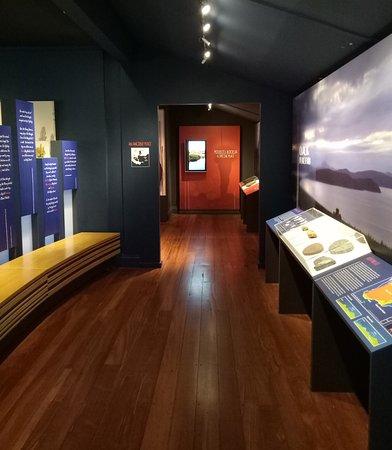 Replica of the Brig Amity: The Aboriginal Musem.